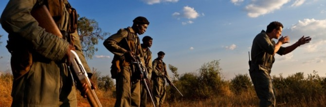 Jane Goodall: Support the rangers on the frontline