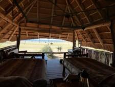 R & R at Lake Kariba's Rhino Safari Camp