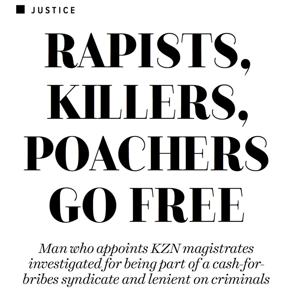 front-page-news-sunday-tribune-rapists-killers-poachers-go-free